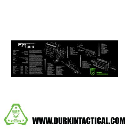 Durkin Tactical AR-15 Build Mat