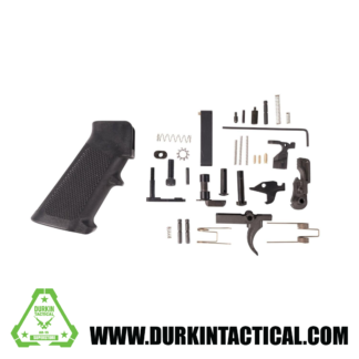 Anderson Manufacturing Lower Parts Kit - Black Hammer and Trigger