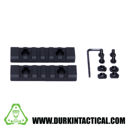 MLOK 6 Slot Polymer Rail Section