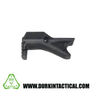 Angle Polymer Grip For Picatinny Rail