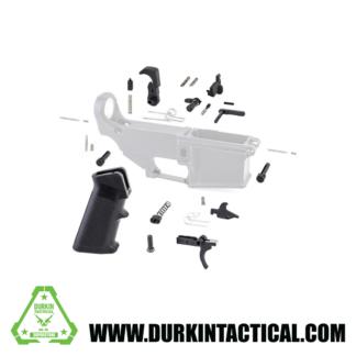 Durkin Tactical .308 Complete Lower Parts Kit w/ Standard Grip
