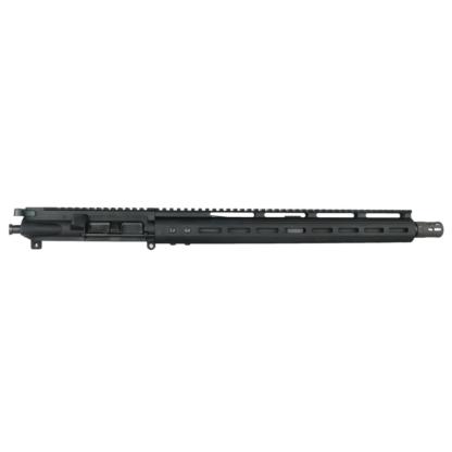 AR-15 Complete Upper Assembly, 16″ 4150 Parkerized Heavy Barrel, .458 SOCOM, Carbine Length Gas System, 1:14 Twist w/ 15″ Rail