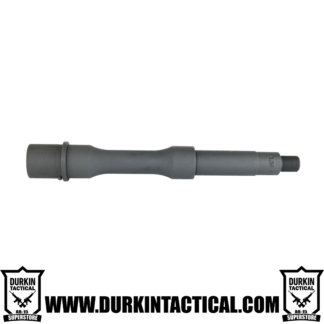 "AR-15 Barrel, 8.5"" 4150 Parkerized M4 Contour Barrel, 5.56 /.223 Pistol Length Gas System W"