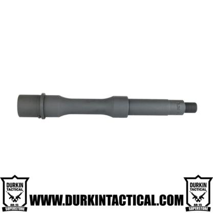 "AR-15 Barrel, 8.5"" 4150 Parkerized M4 Contour Barrel, 5.56 /.223 Pistol Length Gas System W"
