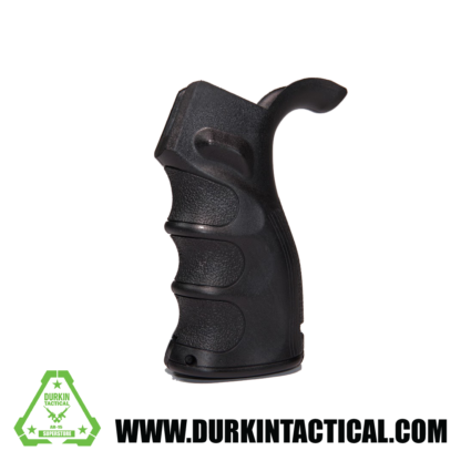 Black molded Grip