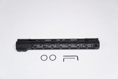 "15"" Freedom Series M-lok Handguard"