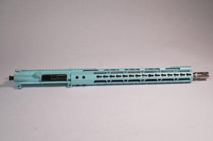 "16"" 5.56 ss Tiffany Blue Assembled Upper"