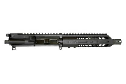 """AR-15 Upper Assembly, 7.5"""" Parkerized 4150 Steel Heavy Barrel, .300 Blackout, 1:8 Twist w/ 7"""" MLOK"""
