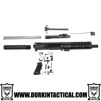 "7.5"" AR-15 Stubby Durkin Tactical Build Kit"
