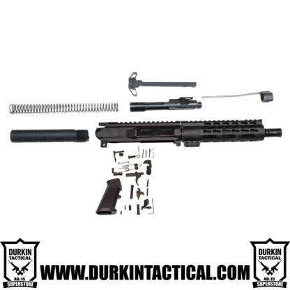 """7.5"""" AR-15 Stubby Durkin Tactical Build Kit"""