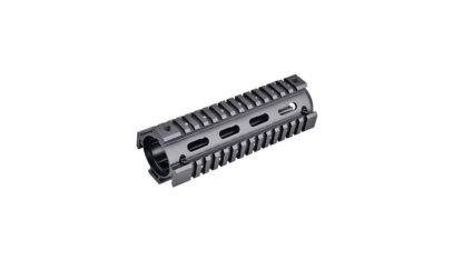 "Trinity Force AR-15 6.5""-7"" Quad Rail Handguard - Black"