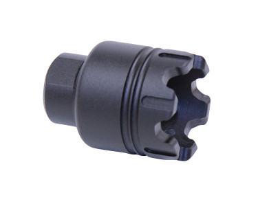 """AR-15 MINI """"TRIDENT"""" FLASH CAN WITH GLASS BREAKER (9MM)"""