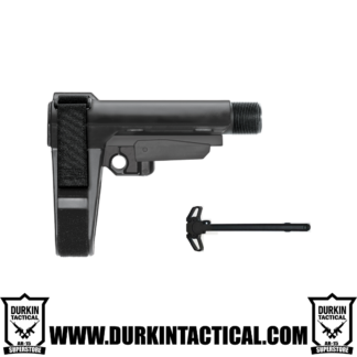 SBA3 Pistol Brace with Charging Handle Combo