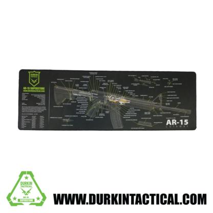 Premium JUMBO Durkin Tactical Build Mat