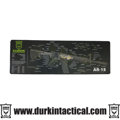 JUMBO AR-15 Build Mat