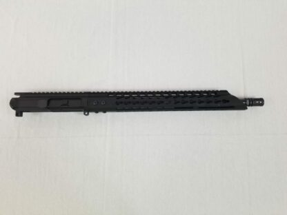 "Complete Upper Assembly 16"" 5.56 Nato Nitride 1:7 twist w/ 15"" Free Float Keymod Handguard"