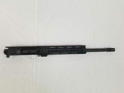 "AR-15 Complete Upper 16"" 9mm Chromoly Vanadium barrel 1:10 twist w/ 10"" Free Float Keymod Handguard"