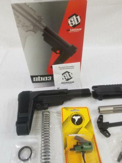 "The ""SAINT SLAYER KIT"" Pistol Kit"