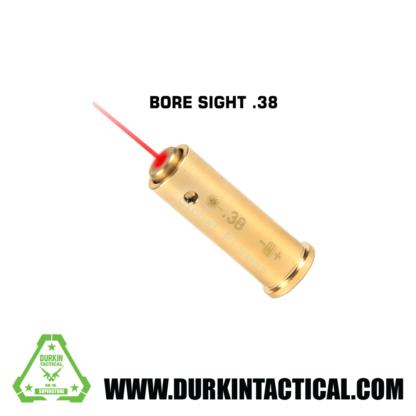 .38 Special Pistol Cartridge Laser Bore Sighter