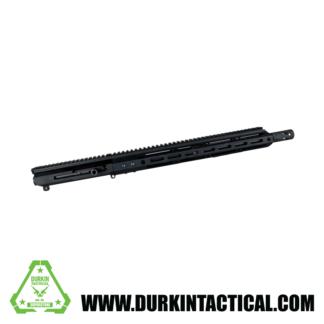 "AR-15 16"" .458 SOCOM, Parkerized Heavy Barrel, 1:14 Twist, Side Charge upper, Carbine Length Gas System, 15"" MLok Handguard"