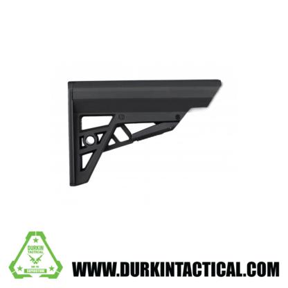 TactLite AR-15 / AR-10 Mil-Spec Stock - Black