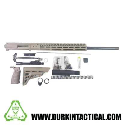 "24"" FDE .223/5.56 Rifle Build Kit"