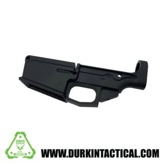80% Lower Receiver | AR-10 Gen 1 DPMS Anodized Billet (fire/safe engraved)