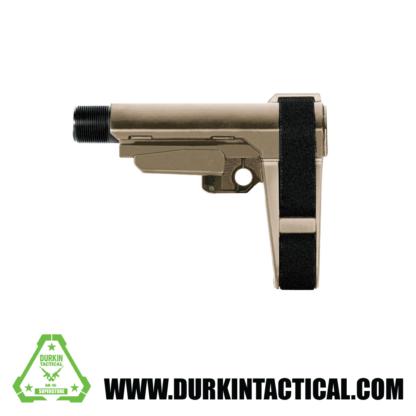 SBA3 Pistol Stabilizing Brace - FDE Flat Dark Earth