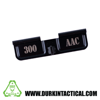 Laser Engraved Ejection Port Dust Cover - 300 AAC