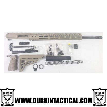 """20"""" AR-15 5.56 Durkin Tactical Rifle Build Kit"""