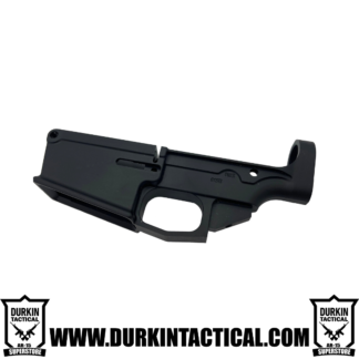 80% Lower Receiver | AR-10 Gen 1 DPMS Anodized Billet (fire/safe engraved)