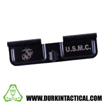 Laser Engraved Ejection Port Dust Cover - U.S.M.C.