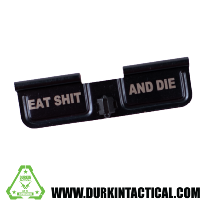 Laser Engraved Ejection Port Dust Cover - And Die