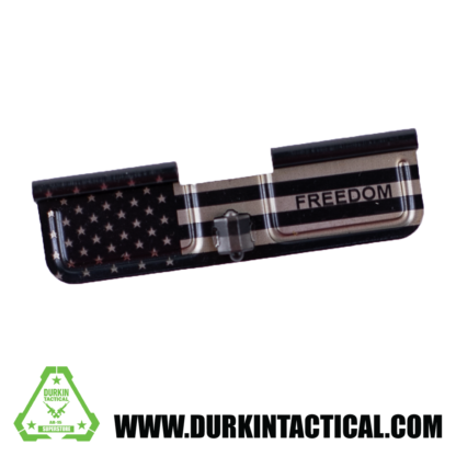 Laser Engraved Ejection Port Dust Cover - Freedom