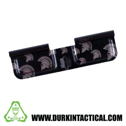 Laser Engraved Ejection Port Dust Cover - Spartan Helmets