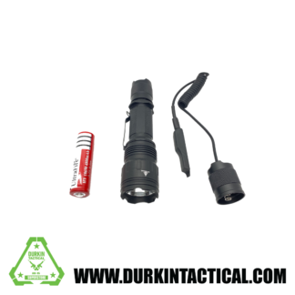 Tactical Flashlight + Pressure Switch Combo | 004