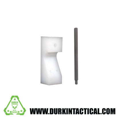Gas Block Fixture with Roll Pin Starter Punch AR-15, AR-10