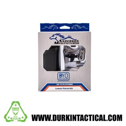 Anderson LOWER PARTS KIT - STAINLESS STEEL HAMMER AND TRIGGER