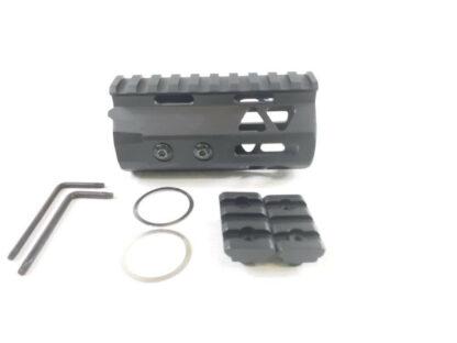 AR-15 4 Super Slim KeyMod Gen II Free Float Handguard