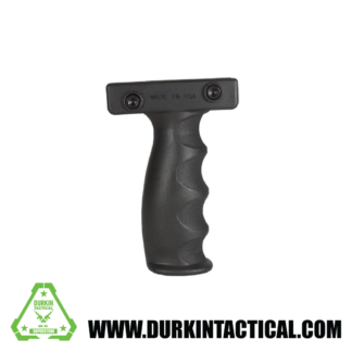 JE Machine Glass Filled Nylon 66 Polymer Vertical Grip Black