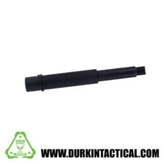 "AR-9 Barrel, 7.5"" Parkerized 4150 Steel Heavy Barrel, 9mm, Blowback Gas System w/ 1:10 Twist"