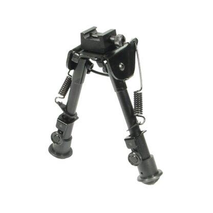 Adjustable Bipod 9- 12 Folding Picatinny Mount