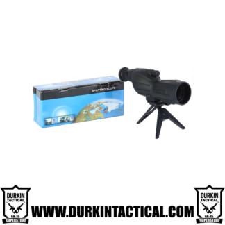 Spotting Scope with Tripod Black HD Waterproof lll Night Version