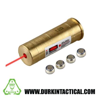 Laser Bore Sighter 12 Gauge
