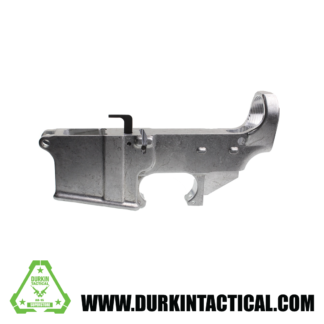 Durkin Tactical 9mm 80% lower - Glock Mags