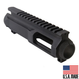 AR-9 ENHANCED 9MM AR-15 BILLET UPPER RECEIVER - BLACK