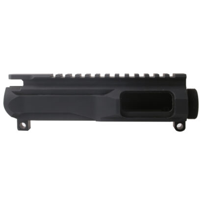 AR-9 ENHANCED 9MM AR-15 BILLET UPPER RECEIVER - BLACK Side