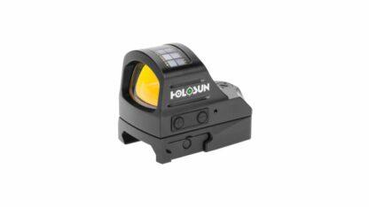 Holosun HE507C Elite Sight, 2 MOA Dot Reticle, Color- Black, Battery Type- CR2032