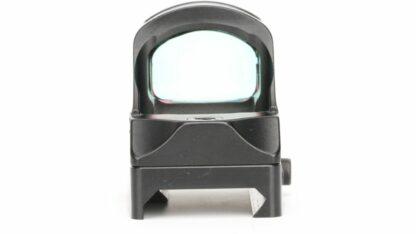 Holosun HE507C Elite Sight, 2 MOA Dot Reticle, Color- Black, Battery Type- CR2032 Back
