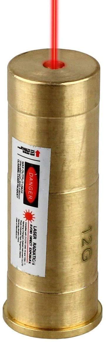 Laser Bore Sighter 12 Gauge Upright